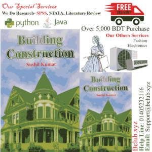 Building Construction Book By Sushil Kumar