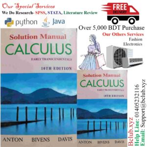 Solutions Manual Calculus Early Transcendentals 10th Edition