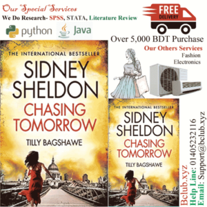 Chasing Tomorrow by Sidney Sheldon