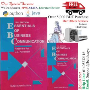 Essentials of Business Communication By Rajendra pal