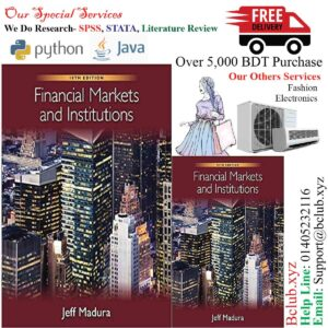Financial Markets and Institutions (with Stock Trak Coupon) 10th Edition by Jeff Madura (Author)