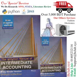 Solution of Intermediate Accounting, 16th Edition by Donald E. Kieso, Jerry J. Weygandt, Terry D. Warfield