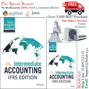 Solutions of Intermediate Accounting : IFRS Edition, 3rd Edition by Donald E. Kieso, Jerry J. Weygandt, Terry D. Warfield