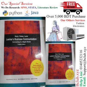 Lesikar's Business Communication: Connecting in a Digital World, 12th Edition, Cleveland State University Edition