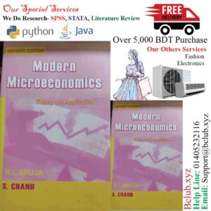 Modern Microeconomics: Theory & Applications by H.L. Ahuja