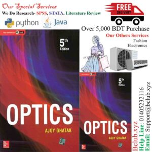 Optics (Fifth Edition) by Ajoy Ghatak