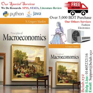 Principles of Macroeconomics 6th (sixth) edition by N. Gregory Mankiw
