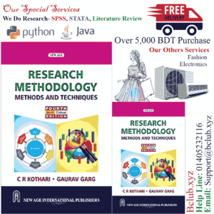 Research Methodology 4th Edition by Kothari