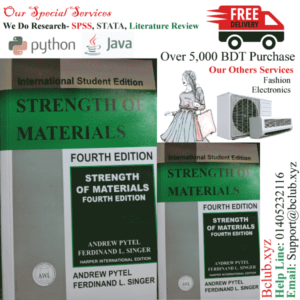 Strength of Materials Solution Ed. 4th