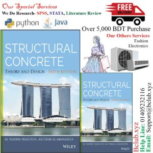 Structural Concrete Theory and Design 6th Edition By M. NADIM
