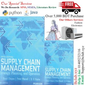 Supply Chain Management: 5th Edition Strategy, Planning and Operation (Old Edition) by Sunil Chopra (Author)