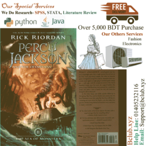 The Sea of Monsters Percy Jackson and the Olympians by Rick Riordan