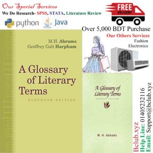 A Glossary of Literary Terms M.H Abram 11th Edition