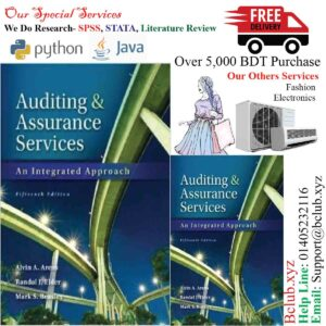 Auditing and Assurance Services 15th Edition by Alvin A Arens