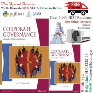 Corporate Governance: Principles, Policies and Practices 2nd Edition, Kindle Edition by A. C. Fernando (Author)