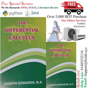 Differential Calculus by Joseph Edwards (Author)