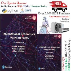 International Economics: Theory and Policy, Global Edition (English and French Edition) by Marc Melitz Paul R. Krugman, Maurice Obstfeld (Author)