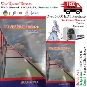 Introduction to Business By Straub & Attner - Third Edition