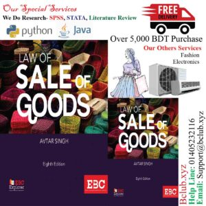 Law of Sale of Goods by Avtar Singh