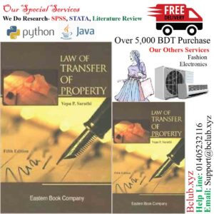 Law of Transfer of Property by V. P. Sarathi (Author)