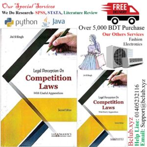 Legal Perceprion on competition laws by Jai S Singh