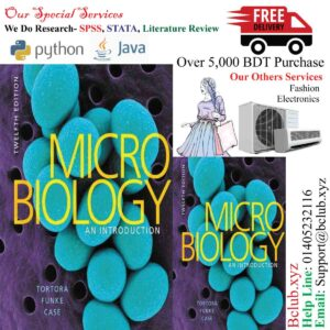 Microbiology: An Introduction (12th Edition) by Gerard J. Tortora (Author), Berdell R. Funke (Author), Christine L. Case (Author)