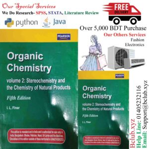 Organic Chemistry 5th edition by I L Finar volume 2