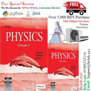 Physics, Volume 1, 5Th Ed 5th Edition by Resnick Halliday (Author)