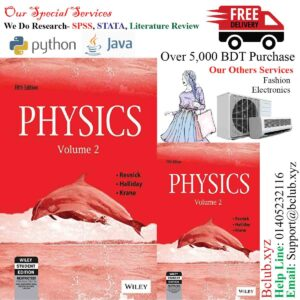 Physics, Volume 2 (Fifth Edition) by Halliday,Krane,Resnick