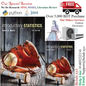 Prem S Mann Introductory Statistics 9th Edition by Prem S Mann (Author)