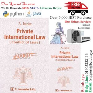 private international law by Jurist