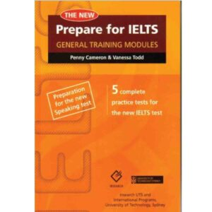 Preparation for IELTS general training modules with CD