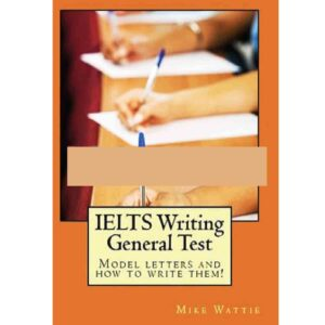 IELTS Writting General Test Task-1 (Only CD) Ed. Latest Edition