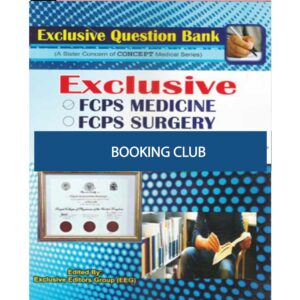 Exclusive Question Bank FCPS Medicine Ed. May 2019 Dr. Md. Golam Kibria