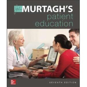 Murtagh's Patient Education (Color) Ed. 7th John Murtagh