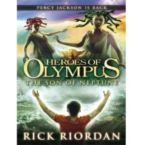 The Son of Neptune by Rick Riordan (Heroes of Olympus Book 2)