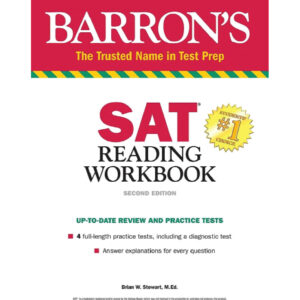 Barron's SAT Reading Workbook