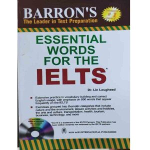 Essential Words for the IELTS by Lin Lougheed Ph.D. (Author)