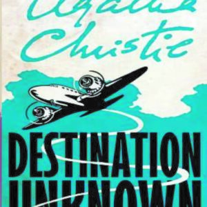 agatha christie destination unknown