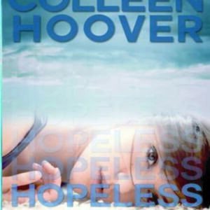 hopeless by collen hoover