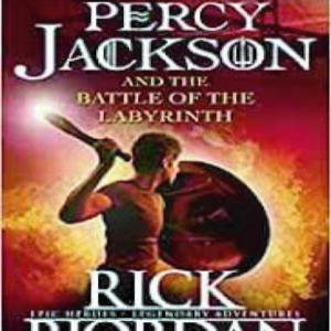 the battle of the labyrinth percy jackson