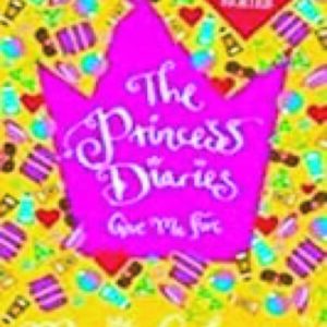 MGE Cabot The Princes Diaries part 5
