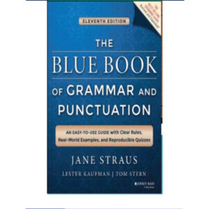 (P) The Blue book of grammar and punctuation