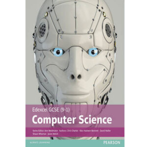 EDEXCEL GSCE (9-1) computer science student book by ANN weidmean pearson (color)