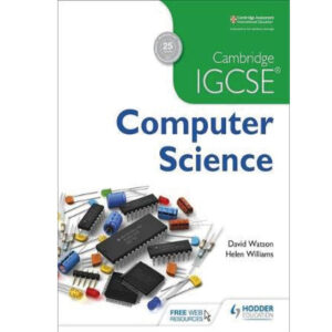 cambridge igcse computer science by david watson (color)