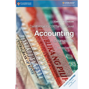 cambridge igcse and o level accounting coursebook 2nd edition by catherine (color)