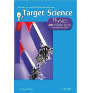 physics (foundation tire) target science stephen pople oxford publication (color)