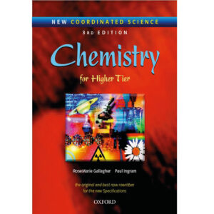 new coordinated science 3rd edition chemistry paul ingram oxford