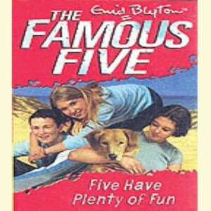 Five Have Plenty of Fun (Famous Five, #14) by Enid Blyton