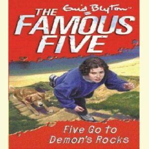 Five Go to Demon's Rocks (Famous Five, #19) by Enid Blyto
